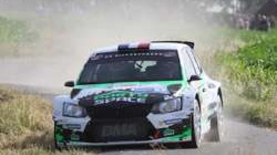 Rally: in Polonia, Bryan Bouffier vince la quinta tappa del ERC