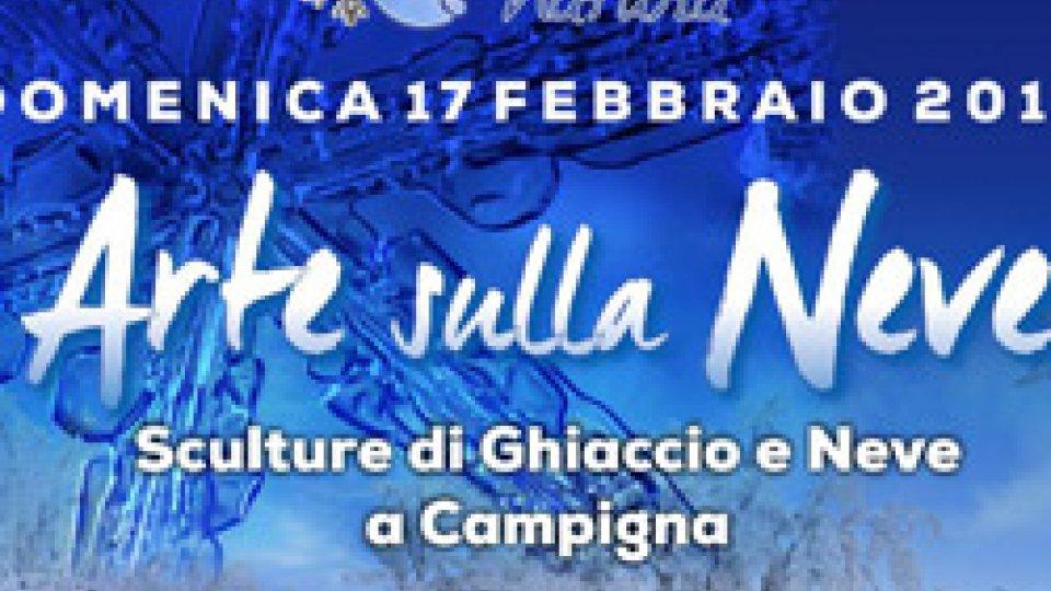 Domenica 17 febbraio: Ice show sulle piste da sci di Campigna