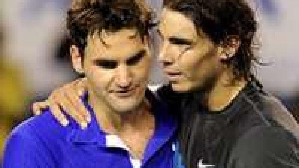 Tennis, Australian Open: Federer - Nadal in semifinale