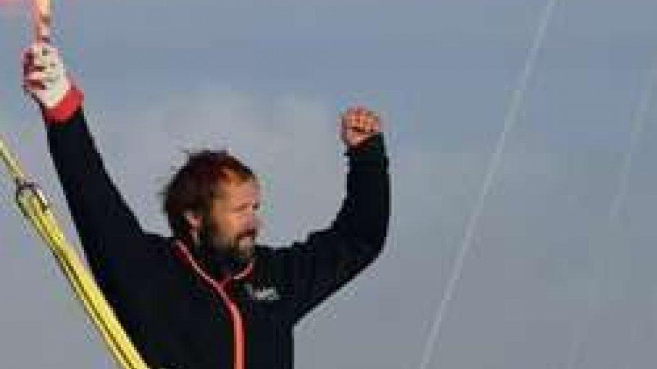 Thomas CovilleVela, incredibile Coville: nuovo record sul giro del mondo in solitaria