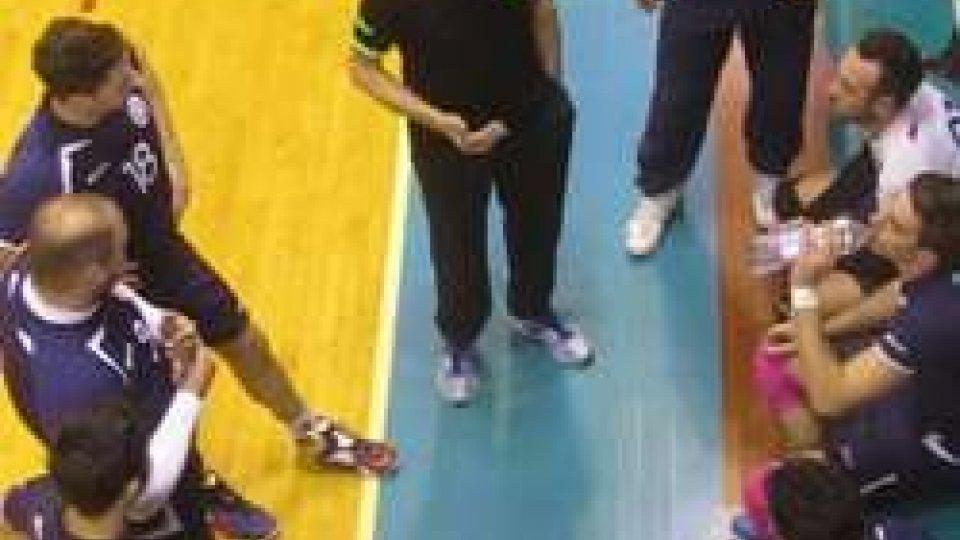 Nazionale maschile Volley. Martedì 18 match di allenamento contro il Marignano