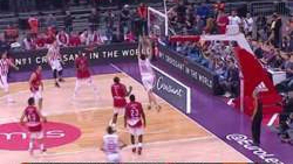 Eurolega: Milano cade a Belgrado