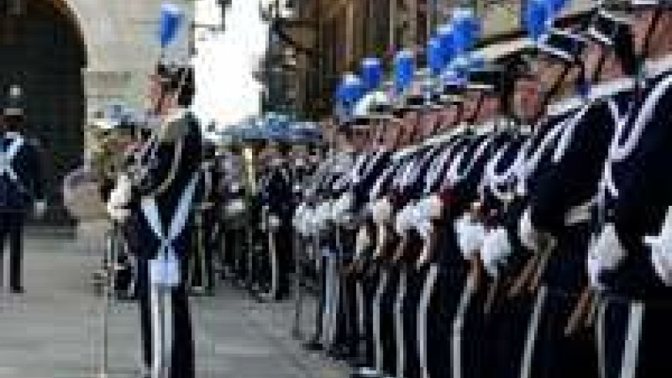 Dal 9 ottobre il corso di Formazione per gli Ufficiali dei Corpi Uniformati Sammarinesi