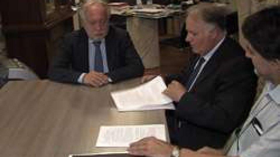 la firma in rettoratoNasce, all'università di San Marino, il nuovo corso di alta formazione in Dialogo Interreligioso e Relazioni Internazionali