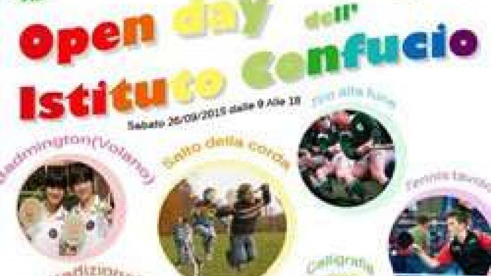 Open Day Istituto Confucio: Sabato 26 settembre