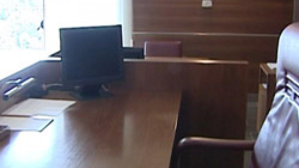 Aula tribunaleGiudiziaria: disposta la prescrizione del reato, in appello, per Di Fenza, Vasconi e Annarella