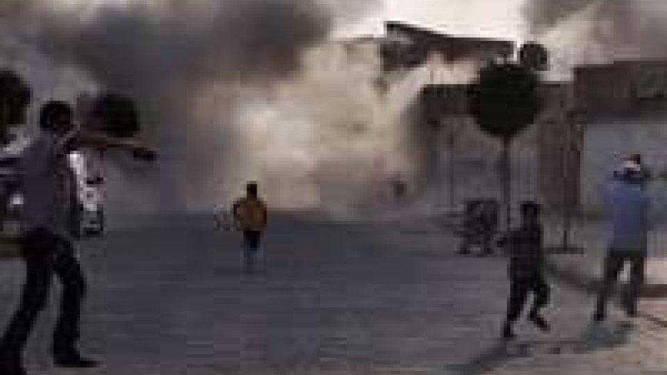 Scontri tra Siria e Turchia