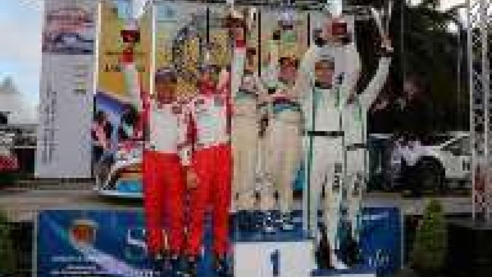 Paolo Andreucci vince il 62° Rally di Sanremo