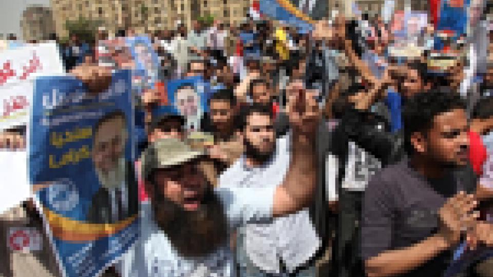 Il Cairo, scontri in piazza. Almeno un morto