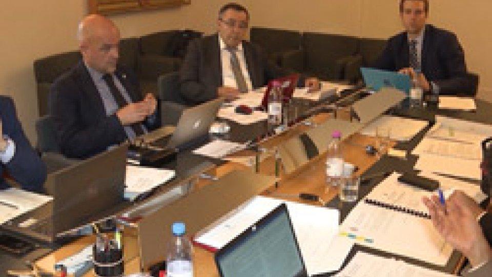 Segretari di Stato (repertorio)Banche e Telecomunicazioni sul tavolo del governo. Raoul Chiaruzzi nuovo dg dell'Aass