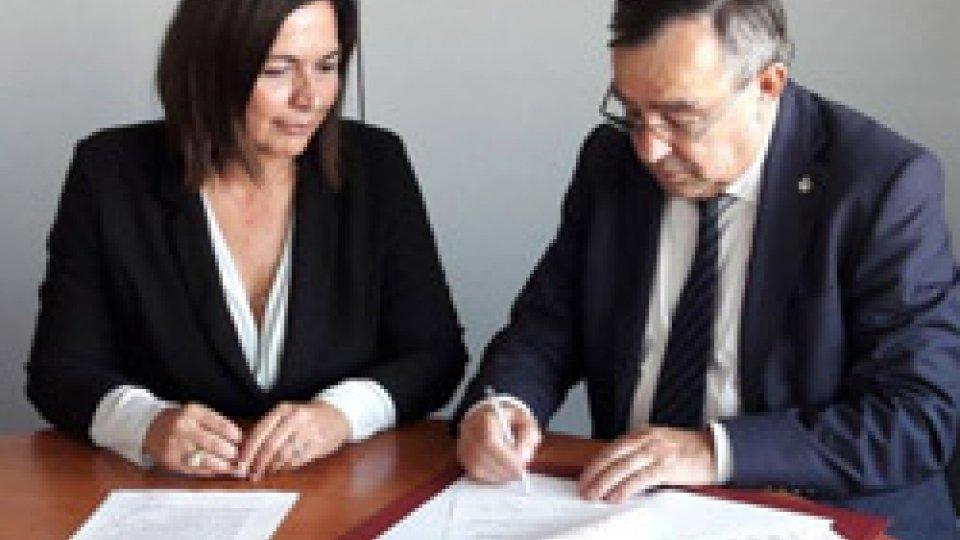 Ambiente: siglato l'accordo che rinnova la collaborazione fra regione E-R e Rep. di San Marino in materia di ambiente e rifiuti