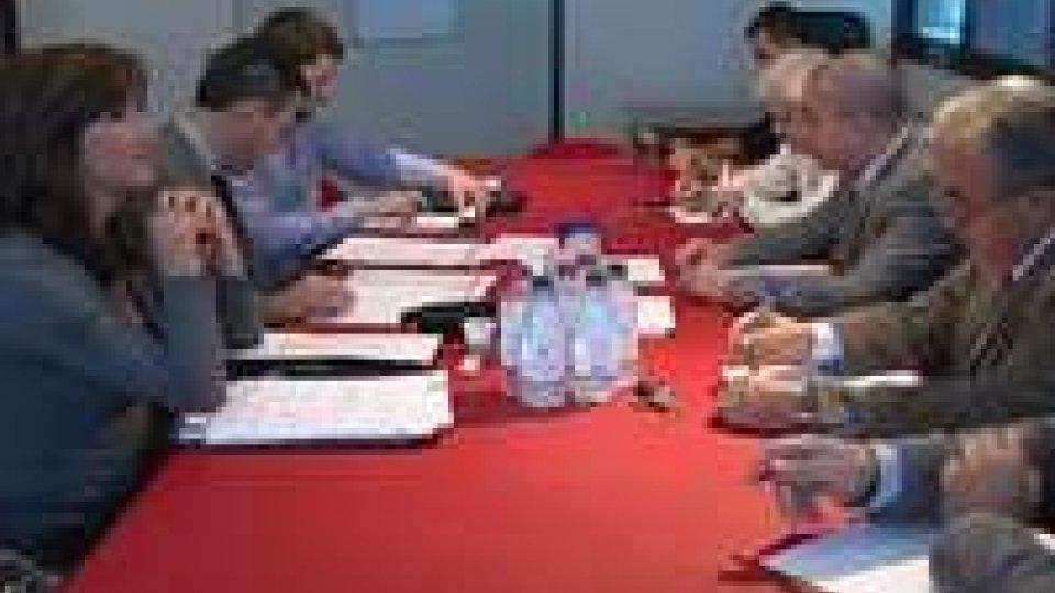 Prima tornata di colloqui del Partito Socialista sul tema della riforma fiscale