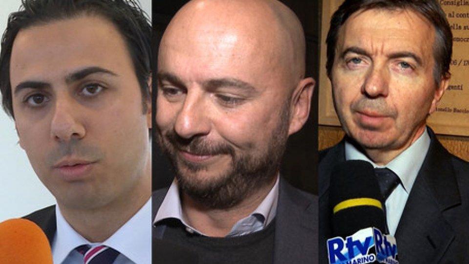 """Le reazioni di Bevitori, Boschi e GiorgettiCelli vicino alle dimissioni, Bevitori (SSD): """"Gli abbiamo chiesto di ripensarci"""""""