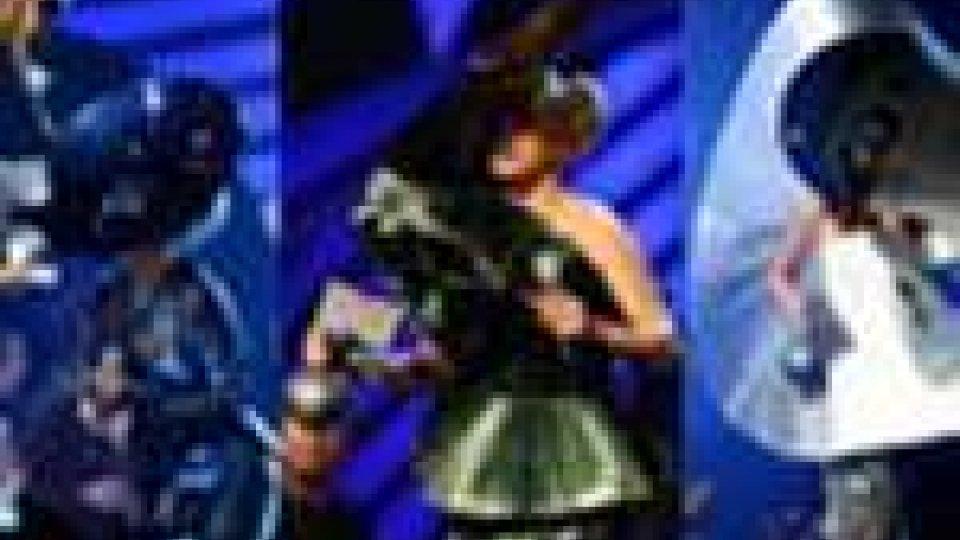 Lady Gaga trionfa agli Mtv Ema