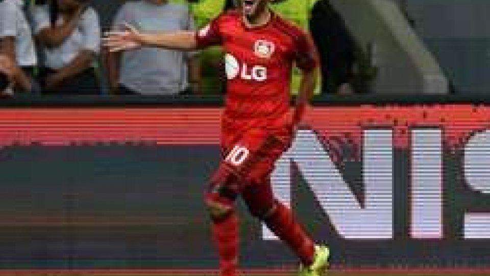 Troppo Leverkusen, Lazio in Europa LeagueTroppo Leverkusen, Lazio in Europa League. Le interviste a Parolo e Felipe Anderson
