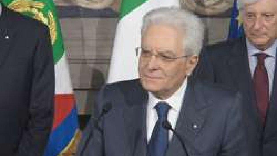 Sergio Mattarella (@rainews)Consultazioni al Quirinale, nulla di fatto al primo giro: Mattarella concede altro tempo