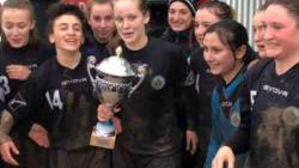 L'under 15 vince il Torneo Beppe Viola