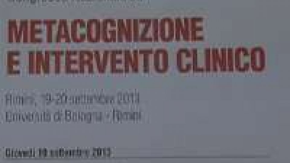 All'Università di Rimini si studia LO STATO DELLA MENTE in METACOGNIZIONIAll'Università di Rimini si studia LO STATO DELLA MENTE in METACOGNIZIONI