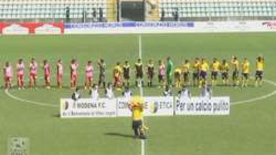 Modena-Forlì 0-0Modena-Forlì 0-0: poche emozioni al Braglia