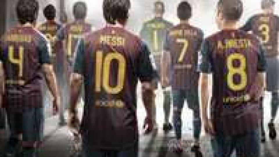 Al Barcellona primato punti nel 2012