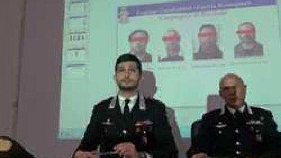 """Carabinieri di Riccione""""Drug coast"""", droga a fiumi dall'Abruzzo alla riviera romagnola"""