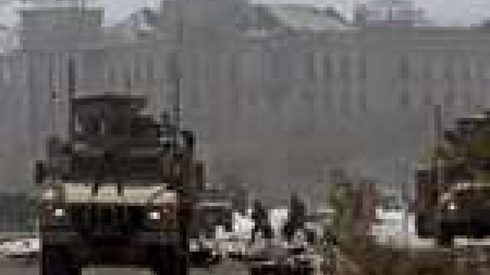Afghanistan: morti annegati tre soldati italiani
