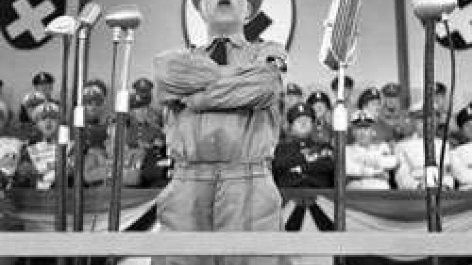 Il <em>grande dittatore</em> di Charlie Chaplin