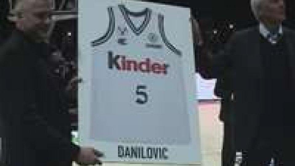Basket: il trionfo di DanilovicBasket: il trionfo di Danilovic