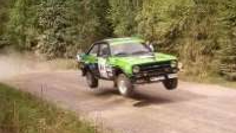 Rally di Fillandia: Calzolari e Stefanelli nella Top Ten