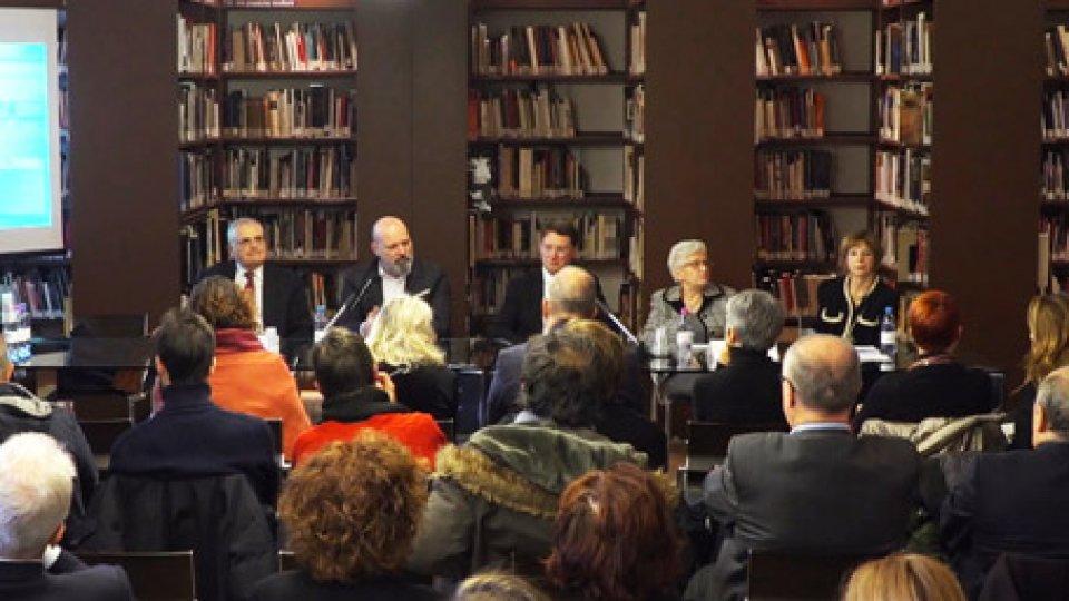 Conferenza stampaItalicus, strage del due agosto, omicidio Amato: digitalizzati e consultabili gli atti di diversi processi giudicati dalla Corte d'Assise di Bologna