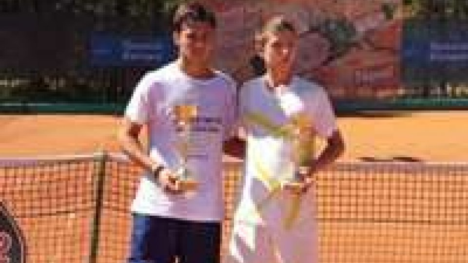 Marco De Rossi in finale nel torneo European Junior Tour Under 16 di PodgoricaMarco De Rossi in finale nel torneo European Junior Tour Under 16 di Podgorica