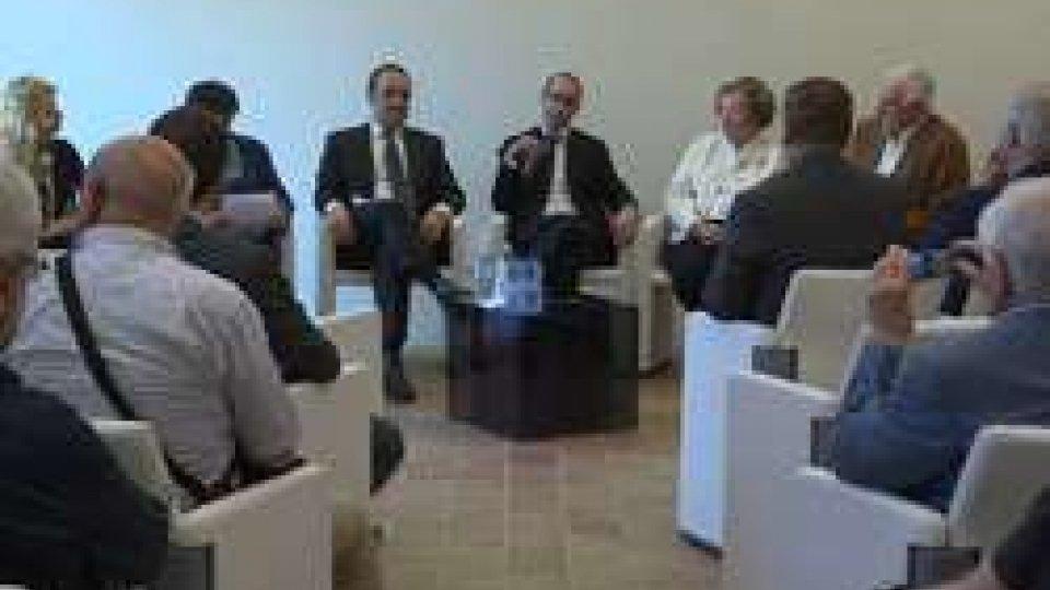 Il recupero dell'identità attraverso l'archeologia nell'evento culturale pre-Meeting a Villa Manzoni