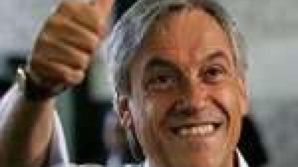 Cile, Sebastian Pinera vince le presidenziali