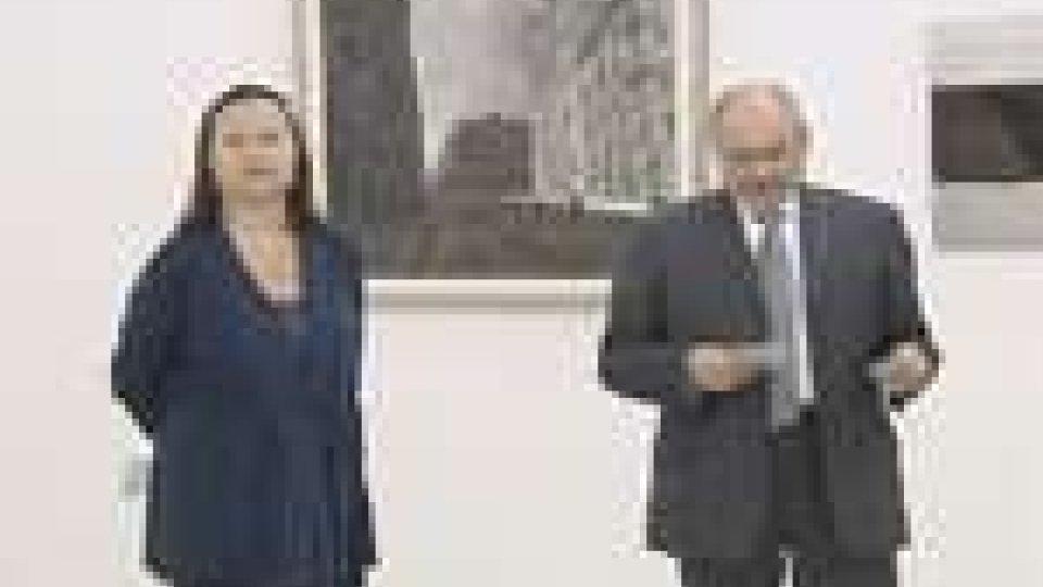 """San Marino - Apre oggi la mostra """"Sopra il livello del mare""""Arte moderna"""