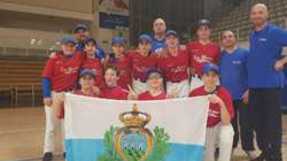 Federazione sammarinese BaseballFederazione sammarinese Baseball: gli allievi campioni nazionali di Winter League