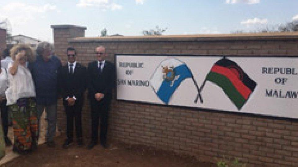 I Capitani Reggenti a Malawi