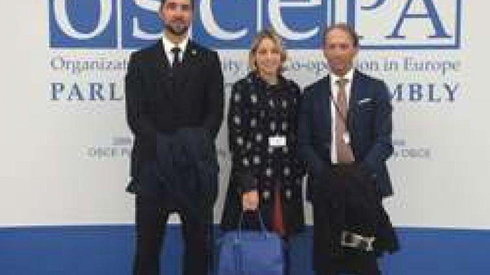 OSCE, aperti i lavori a Minsk