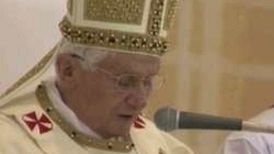 papa Benedetto XVICelebrazioni a 5 anni dalla visita di papa Benedetto XVI