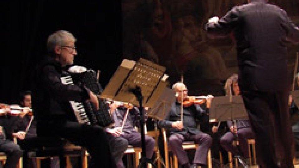 """""""Piazzolla, Fisarmonica ed Orchestra"""""""
