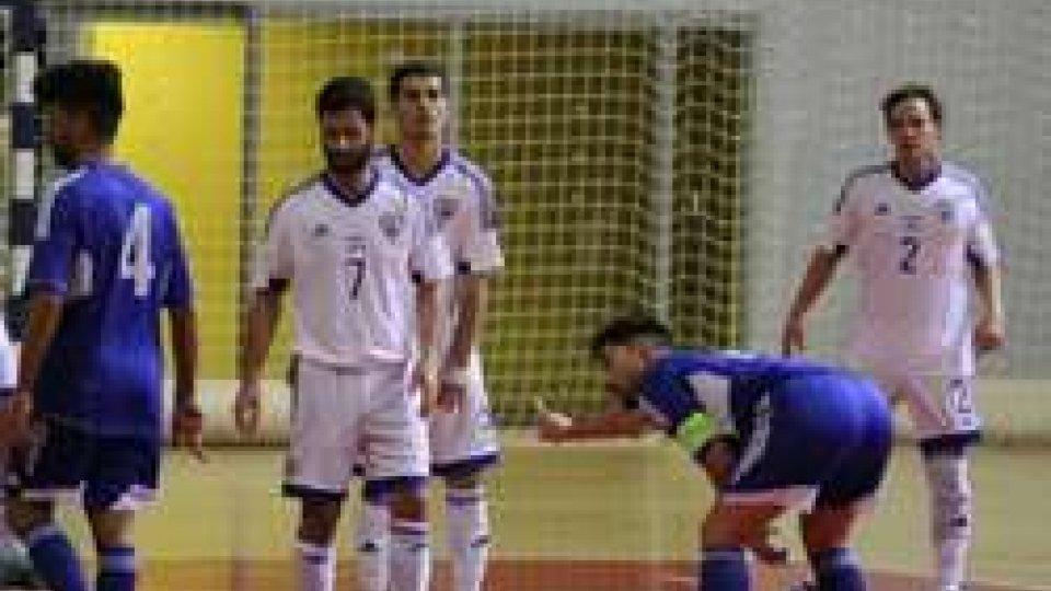 Futsal: San Marino si impone 5-4 sul Croatian Stars Team