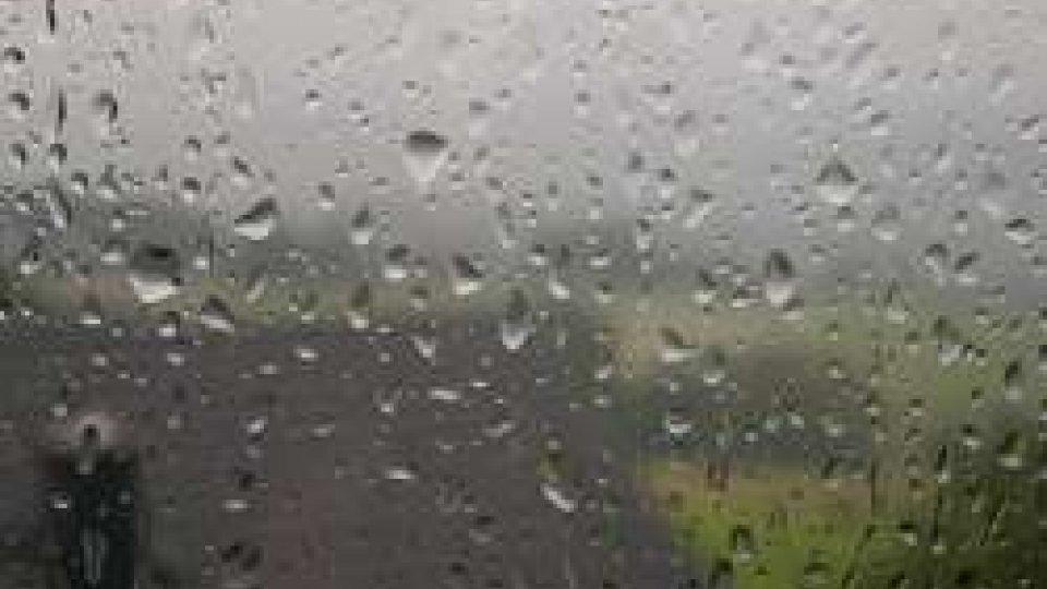 Emilia-Romagna: allerta meteo sabato per temporali, piogge anche su San Marino