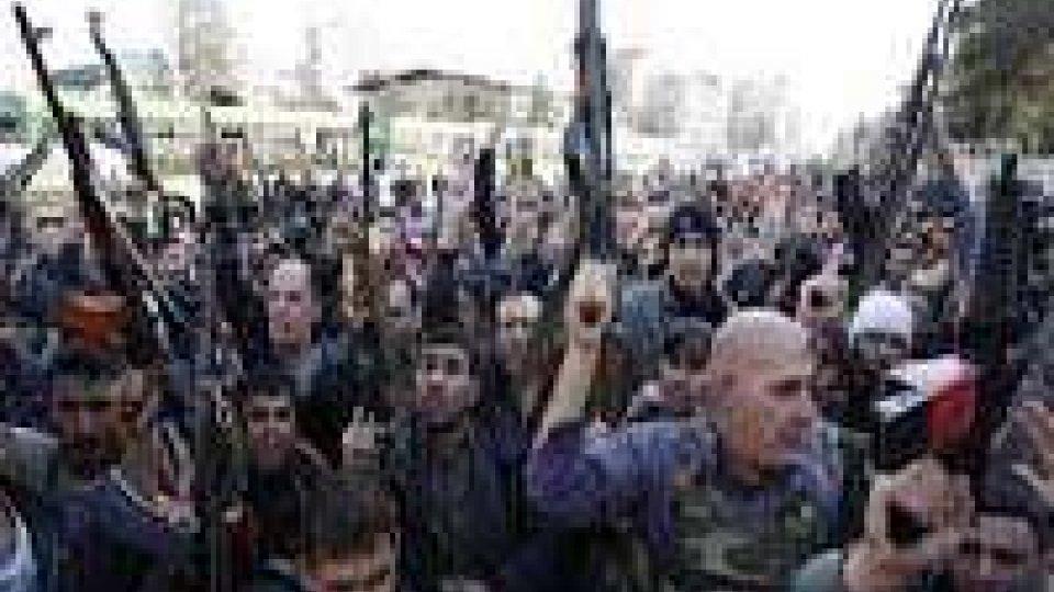 Siria: 200 morti in otto giorni
