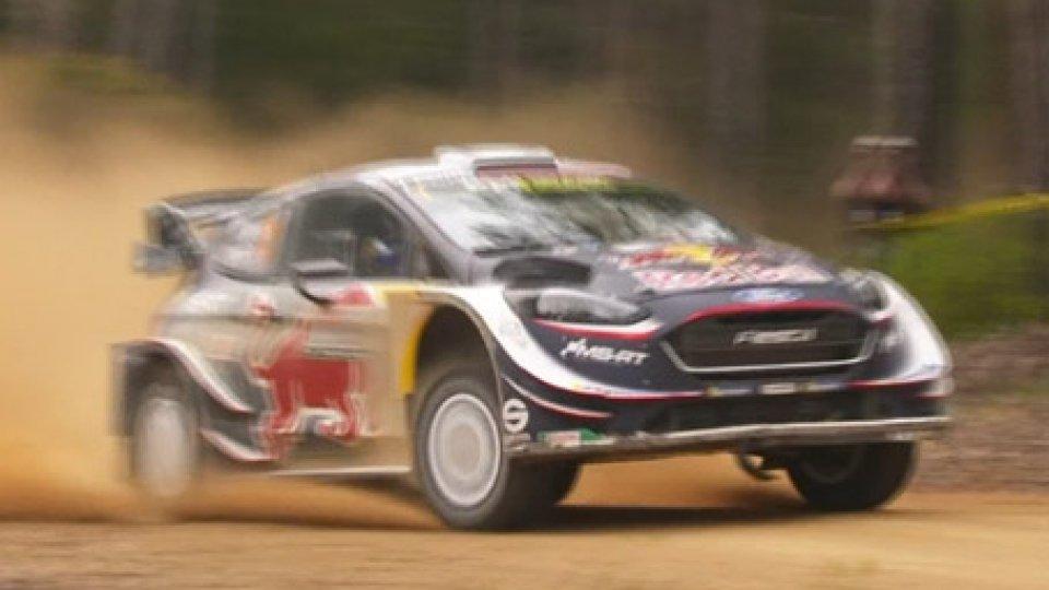 WRC Australia: Ostberg davanti a tutti dopo la prima tappa, i big si studianoWRC Australia: Ostberg davanti a tutti dopo la prima tappa, i big si studiano