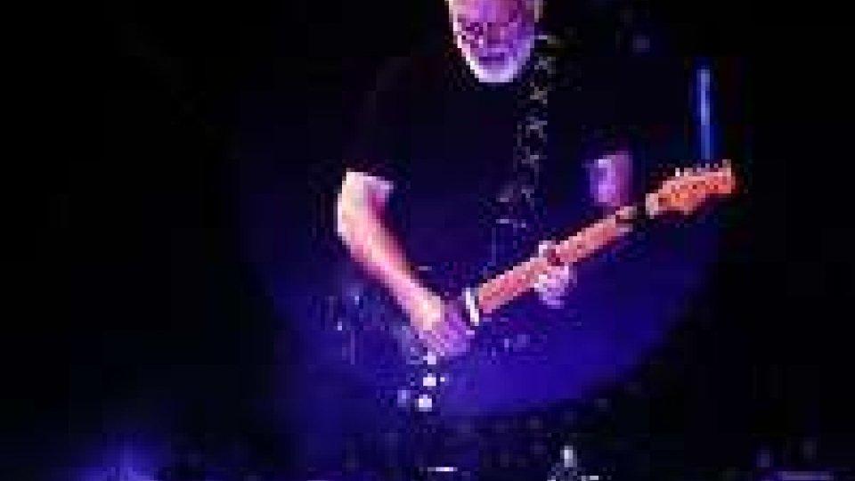 Anche David Gilmour al Circo Massimo