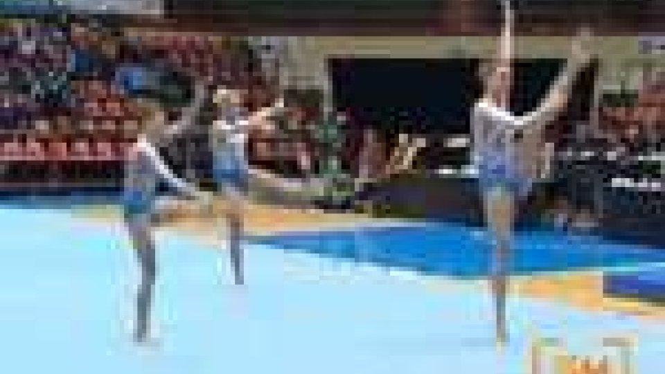 Ginnastica acrobatica: a Forlì la prova di Coppa del Mondo