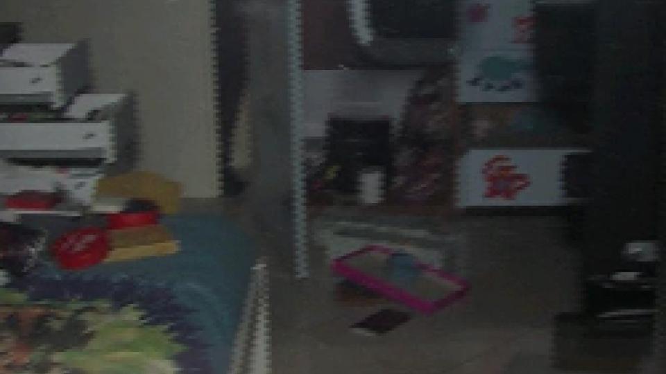 la casa derubataFurto ad Acquaviva:  la testimonianza del proprietario