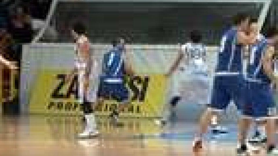 San Marino - Basket, impegno casalingo per la Pallacanestro Titano