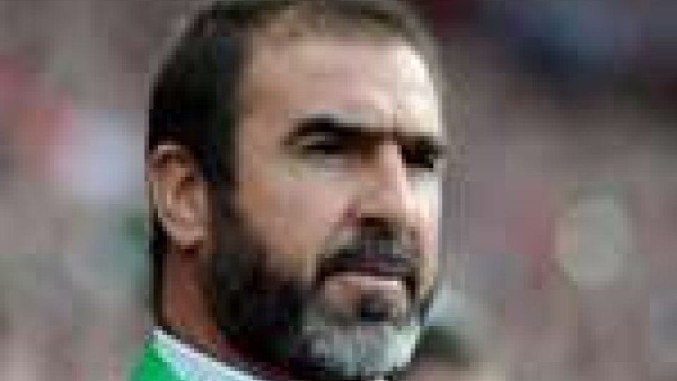 Cantona, dall'Old Trafford all'Eliseo