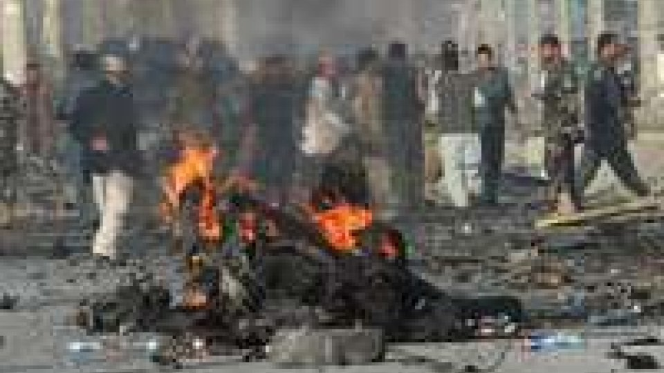 Ancora attentati in Afghanistan