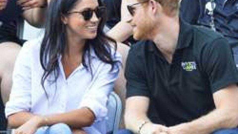 Il principe Harry e Meghan Markle sposi in primavera